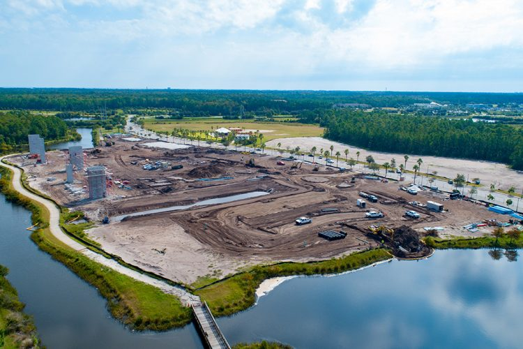 Central Landings - JW Site Development